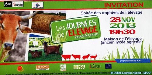 Journées de l'élevage en Guadeloupe
