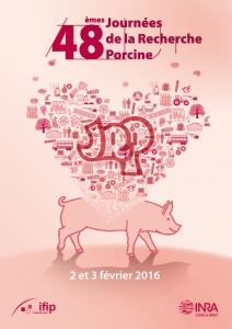 Journées de la Recherche  Porcine 2016