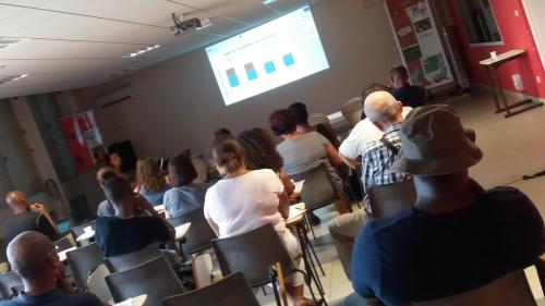 Séminaire de cohésion AgroEcoDiv, 15 juin 2017
