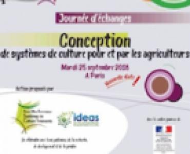 Un réseau Systèmes de culture innovants (Paris, 25 septembre 2018)