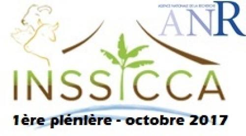Lancement du projet INSSICCA  30-31 octobre 2017