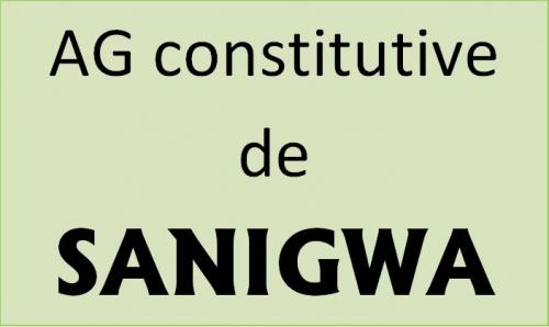 SANIGWA est créé